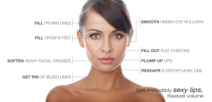 ageless splendor facial fillers